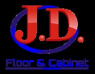 JD Floor & Cabinet Logo